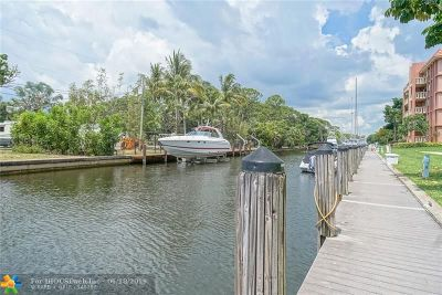 Fort Lauderdale Condo/Townhouse For Sale: 900 River Reach Dr #206