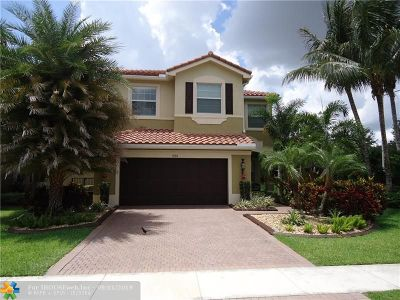 Boynton Beach Single Family Home For Sale: 8188 Ravenna Lakes Dr