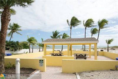 Pompano Beach Condo/Townhouse For Sale: 1391 S Ocean Blvd #204