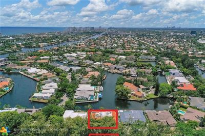 Fort Lauderdale Single Family Home For Sale: 120 N Compass Dr