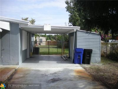 Fort Lauderdale Single Family Home For Sale: 312 SW 25th Ter