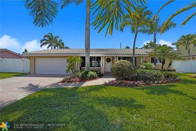 Single Family Home Backup Contract-Call LA: 4430 NE 24th Ave