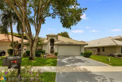 Boca Raton Single Family Home For Sale: 23453 Serene Meadow Dr