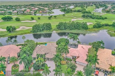 Coral Springs FL Single Family Home For Sale: $849,999