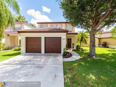 Deerfield Beach Single Family Home For Sale: 4277 NW 1st Pl