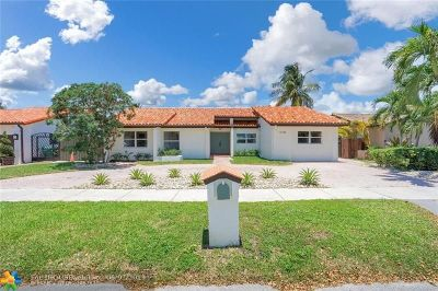 Miami Single Family Home For Sale: 13145 SW 22nd St