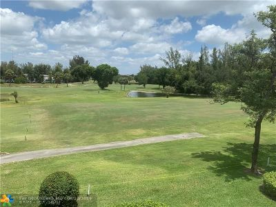 Pembroke Pines Condo/Townhouse For Sale: 1200 SW 125th Ave #308L