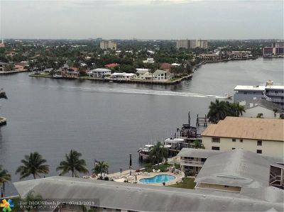 Pompano Beach Condo/Townhouse For Sale: 1200 Hibiscus Ave #1501