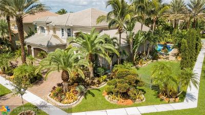 Boynton Beach Single Family Home For Sale: 11150 Stonewood Forest Trl