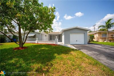 Lauderdale Lakes Single Family Home Backup Contract-Call LA: 3516 NW 35th St