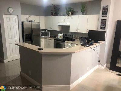 Pompano Beach Condo/Townhouse For Sale: 819 NW 42nd Pl #819