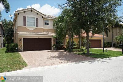 Boynton Beach Single Family Home For Sale: 8837 Morgan Landing Way