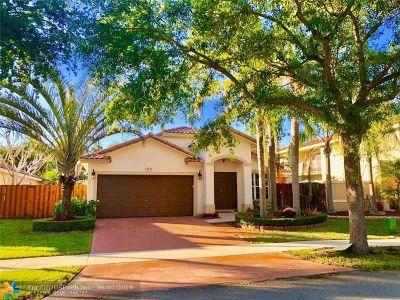 Davie Single Family Home For Sale: 14711 Vista Verdi Rd