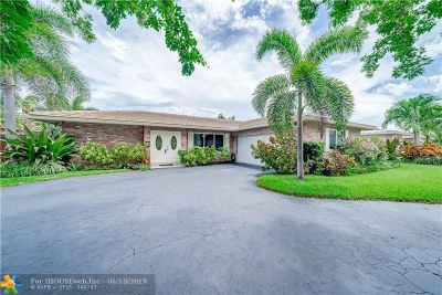 Pompano Beach Single Family Home For Sale: 630 SE 11th St