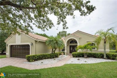 Weston Single Family Home For Sale: 601 Lake Blvd