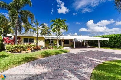 Pompano Beach Single Family Home For Sale: 1331 SE 5th Ave