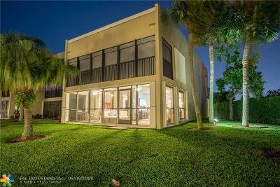 Pompano Beach Condo/Townhouse Backup Contract-Call LA: 1100 SE 5th Ct #99