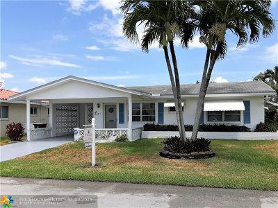 Tamarac Single Family Home Backup Contract-Call LA: 4912 NW 49th Rd