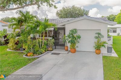 Plantation Single Family Home For Sale: 8840 NW 15th St
