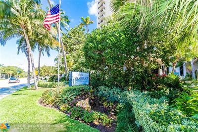 Lauderdale By The Sea Condo/Townhouse For Sale: 1900 S Ocean Blvd #5R