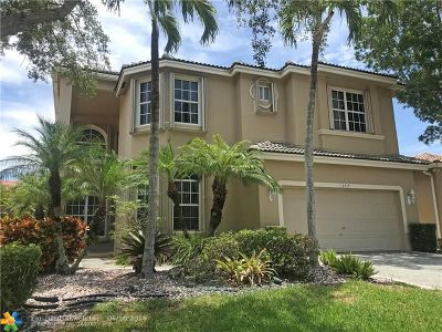 Coral Springs Single Family Home For Sale: 12539 NW 58th Mnr