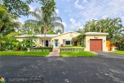Coral Ridge, Coral Ridge 21-50 B, Coral Ridge Add, Coral Ridge Country Club Single Family Home For Sale: 1519 Bayview Drive