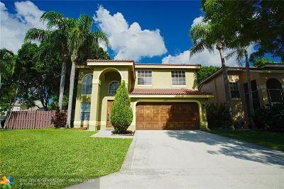 Boca Raton Single Family Home For Sale: 10324 E Breezeway Pl