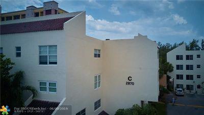 Pompano Beach Condo/Townhouse For Sale: 2870 NE 14th Street Cswy #407C