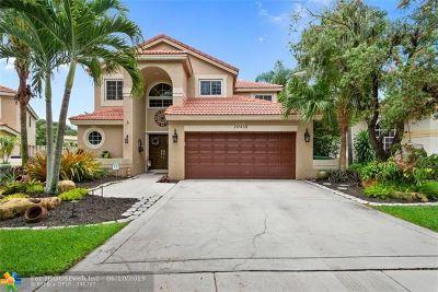 Cooper City Single Family Home For Sale: 10310 Santiago St