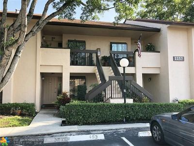 Deerfield Beach Condo/Townhouse For Sale: 2257 SW 15th St #181