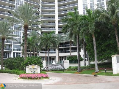 Fort Lauderdale FL Condo/Townhouse For Sale: $999,000