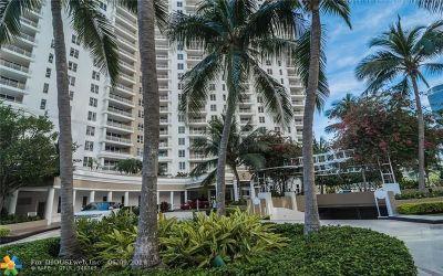 Miami Condo/Townhouse For Sale: 701 Brickell Key Blvd #2409