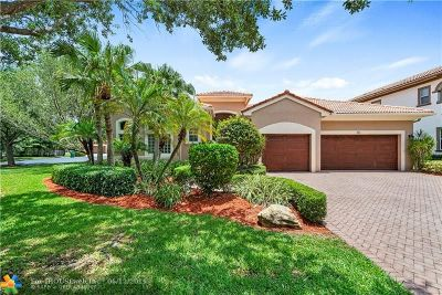 Coral Springs Single Family Home For Sale: 865 NW 124th Ave