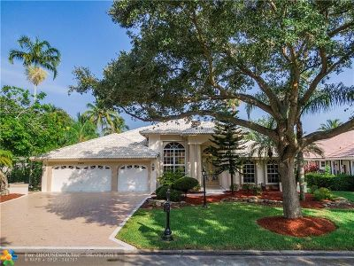 Parkland Single Family Home For Sale: 5925 NW 97th Dr