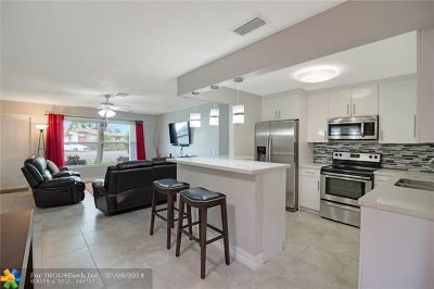 Fort Lauderdale Single Family Home For Sale: 1731 Fairfax Dr