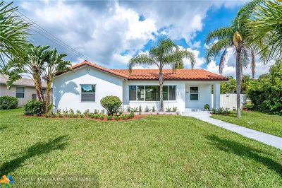 Dania Beach Single Family Home Backup Contract-Call LA: 348 SW 2nd Ave