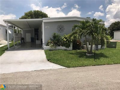 Davie Single Family Home For Sale: 1650 SW 83rd Ave