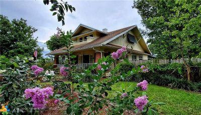 Pompano Beach Single Family Home Backup Contract-Call LA: 410 NE 5th Ave