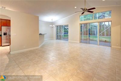 Coconut Creek Single Family Home Backup Contract-Call LA: 4803 NW 59th Ct