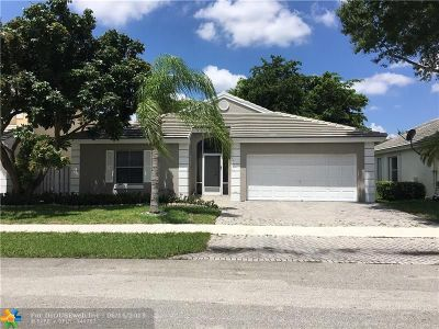 Coconut Creek Single Family Home For Sale: 5223 NW 54th Ave