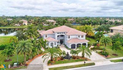 Davie Single Family Home For Sale: 3006 Juniper Ln