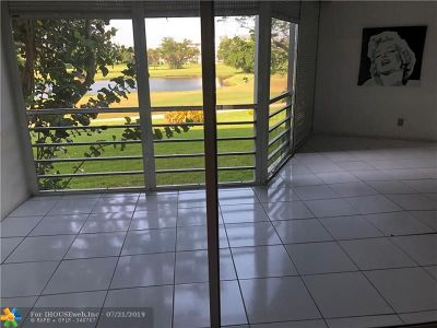Pompano Beach Condo/Townhouse For Sale: 2681 S Course Dr. #208