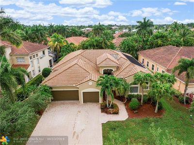 Coral Springs Single Family Home For Sale: 817 NW 124th Ave