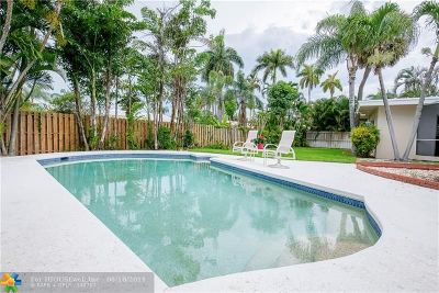 Single Family Home For Sale: 2433 NE 21st Ave