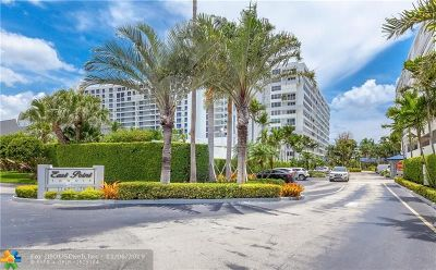 Fort Lauderdale Condo/Townhouse For Sale: 1170 N Federal Hwy #505