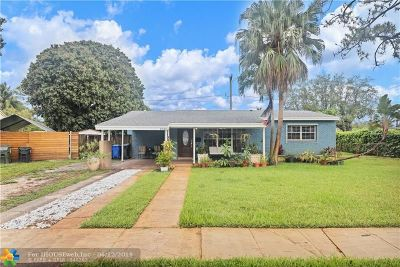 Fort Lauderdale Single Family Home For Sale: 1530 SW 22nd Ave
