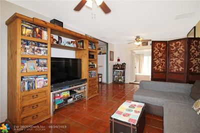 Fort Lauderdale Single Family Home For Sale: 2317 SW 34 Terrace