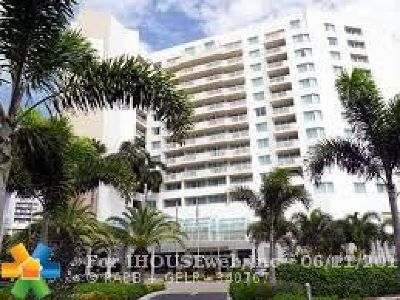 Fort Lauderdale Condo/Townhouse For Sale: 2670 E Sunrise Blvd #1009