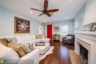 Rio Vista, Rio Vista C J Hectors Re, Rio Vista Isles Single Family Home Backup Contract-Call LA: 823 SE 7th St