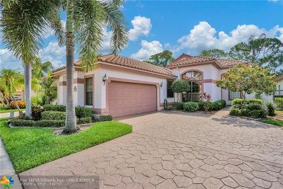 Boynton Beach Single Family Home Backup Contract-Call LA: 10122 Lexington Cir N.
